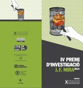 IV Premi JF Mira
