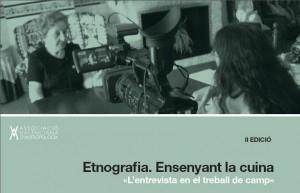 II edició Etnografia