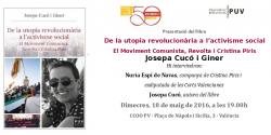 Presentació llibre Pepa Cucó
