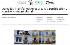 Jornadas Transf urbanas