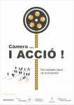 Cartell Càmera i acció